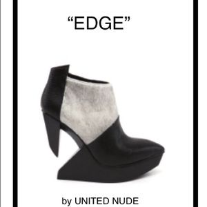 "BRAND NEW ""EDGE"" by UNITED NUDE"